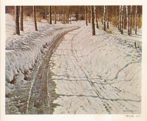 雪の道40Fs
