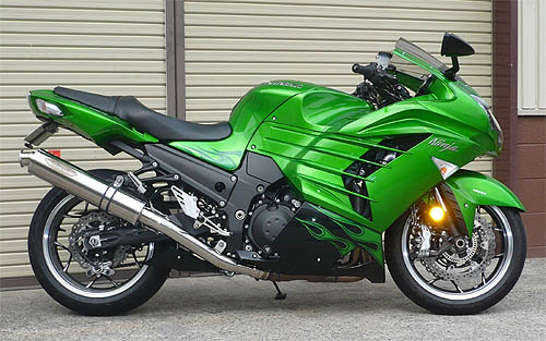 ZX-14 ZEEX SO One tail 007