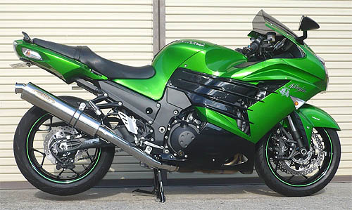 zeex so one tail zx-14r sutando s