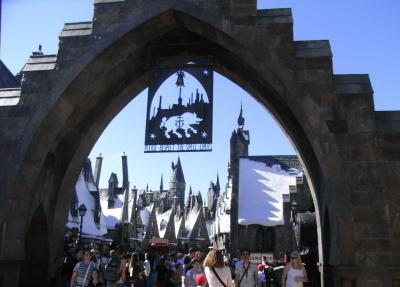The Wizarding World Of Harry Potter 01