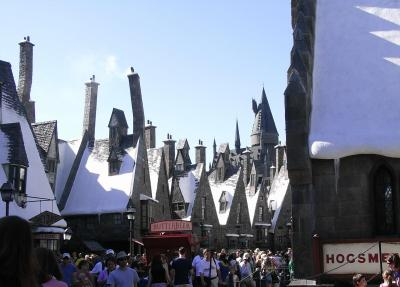 The Wizarding World Of Harry Potter 02