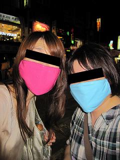2度目の台湾マスク