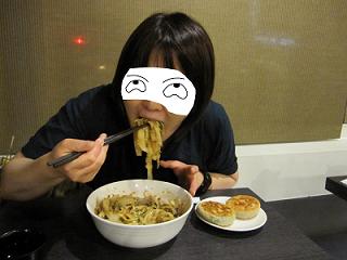2度目の台湾ジャージャー麺