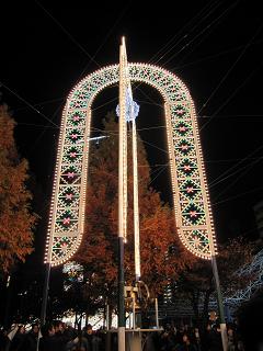 ルミナリエの鐘