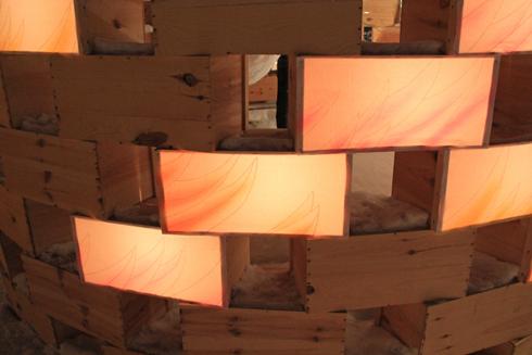 灯りと紙のページェント-6
