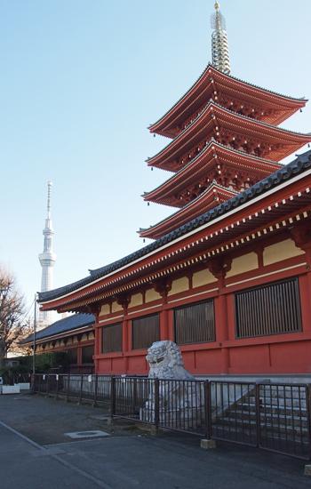 浅草寺2012-9
