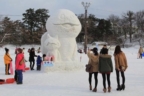 弘前雪祭り2013-10