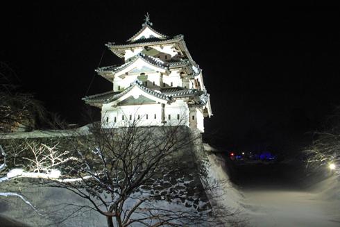 弘前雪祭り2013夜(1)-7