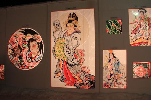 弘前雪祭り2013夜(1)-10