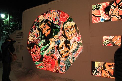 弘前雪祭り2013夜(1)-12