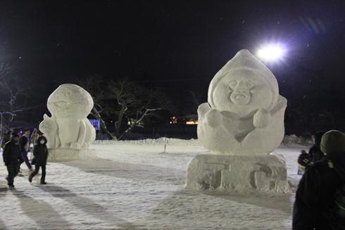 弘前雪祭り2013夜(1)-15