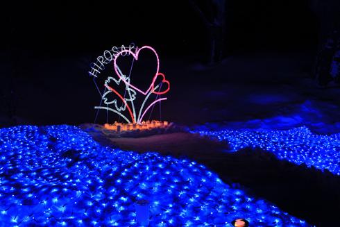 弘前雪祭り2013夜(2)-10
