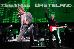 The Who at 121212 Concert
