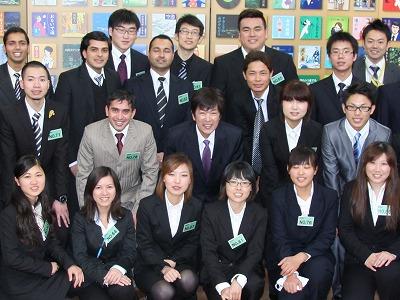 髙田社長と記念撮影!