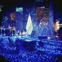 汐留 クリスマス 2 2012