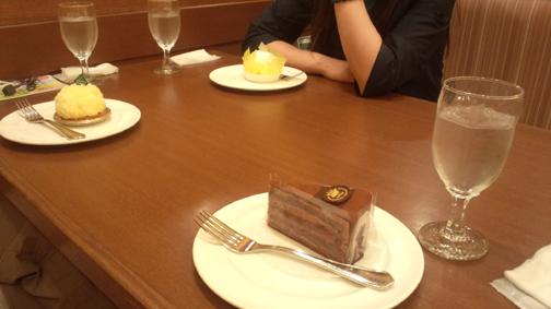 シメのデザート