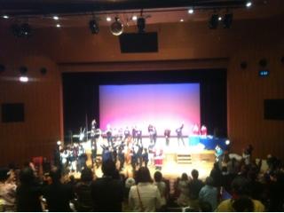 YGCchristmas gospel concert