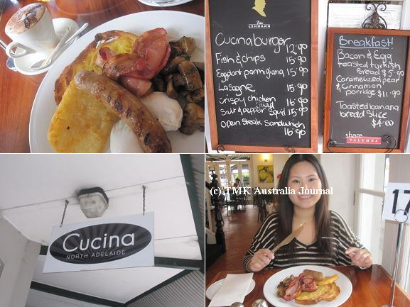 Brunch at Cucina
