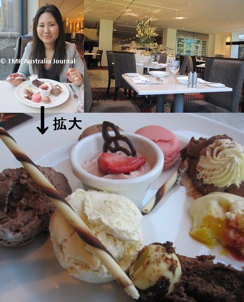 tmk and desserts