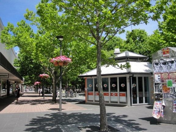 Canberra CBD