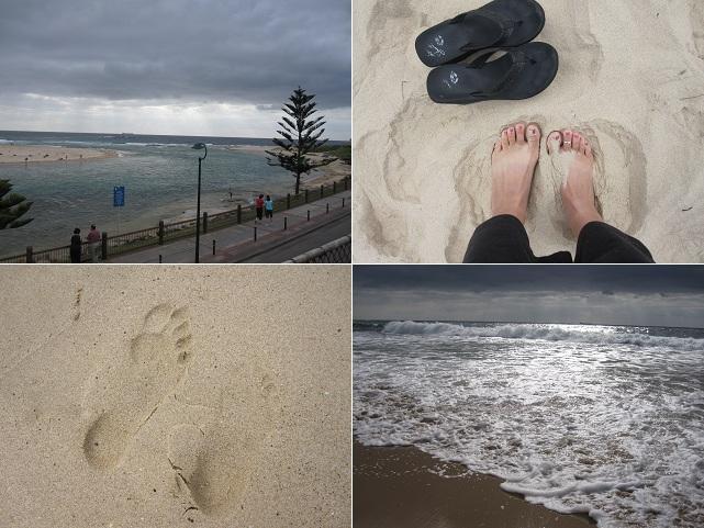 海へお散歩