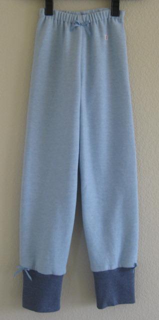 pants blue