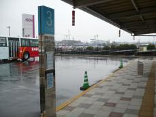 イオン鹿児島SCバス停