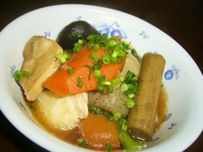 鶏・牛蒡・里芋など (2)