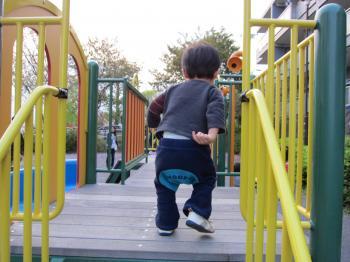 公園遊具1
