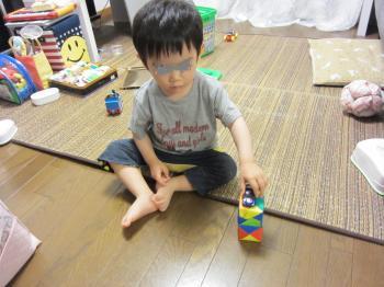 折り紙積み木4