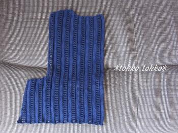 ヨーロッパの手編み2012夏表紙ワンピ1