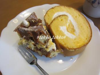 YUKIAJIKIロールケーキ