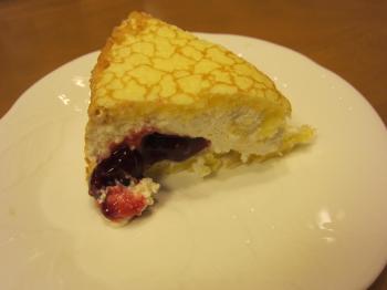 ぶどうの木チーズケーキ