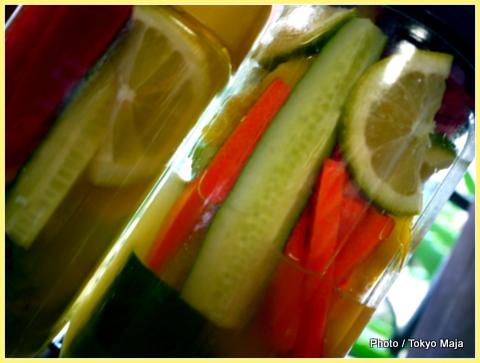 20121113瀬戸内広島レモンを使った料理