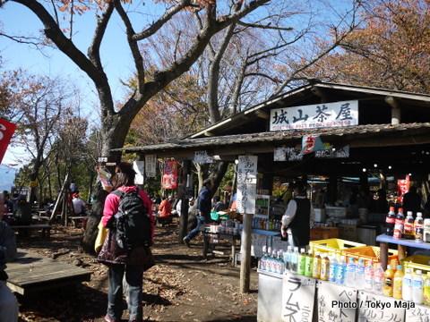 20121118紅葉の高尾山~小仏城山-014
