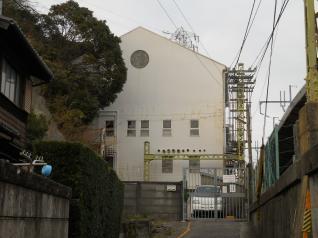 京急金沢変電所