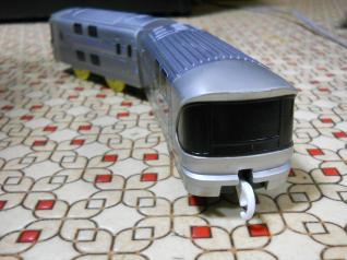カシオペアE26系客車プラレール