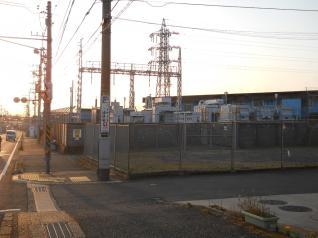 三崎変電所