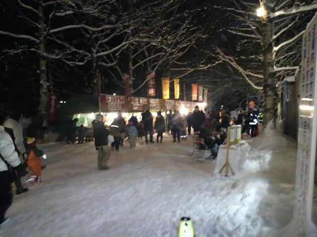 氷祭り初日4