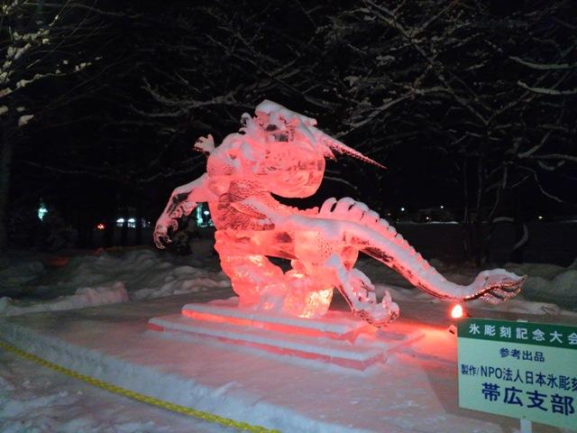 氷祭り初日31