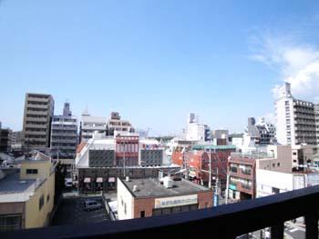 六本松上田ビル501号眺望