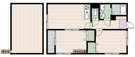 茶山アパート101