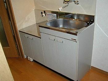 スプレンディドバース102号キッチン