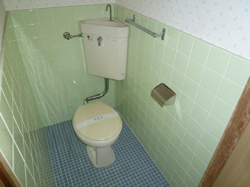 富安コーポ 103 トイレ