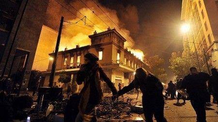 ギリシャ暴動2