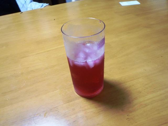 紫蘇ジュ-ス120830