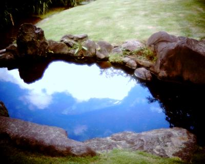 水面に映る空:Entry