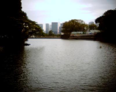 大手門から東京タワー:Entry