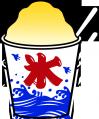 ブログ素材(かき氷)