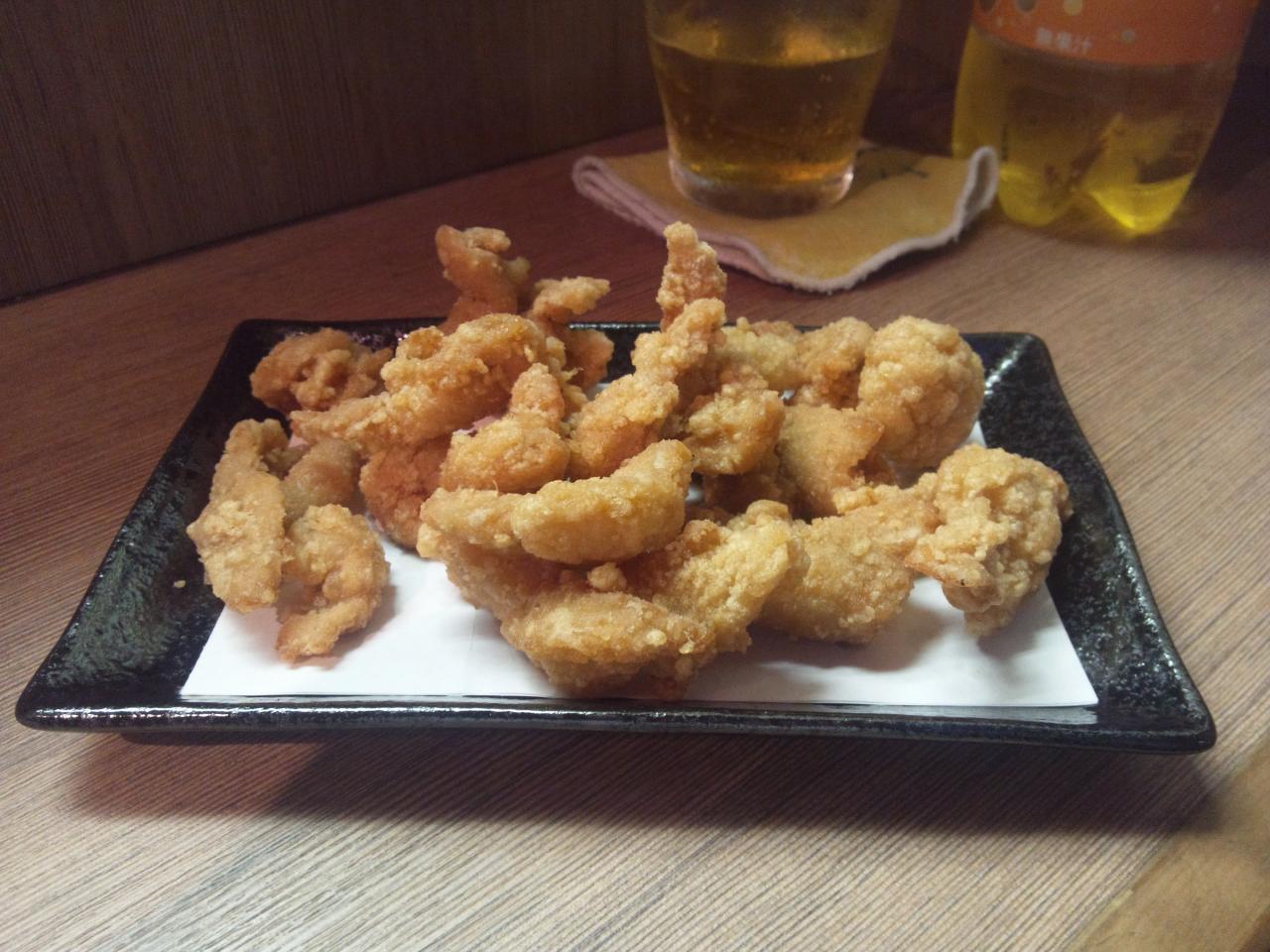 えぞや六角橋店(鳥皮)